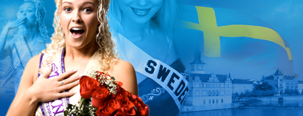 And the next Miss Sweden is…